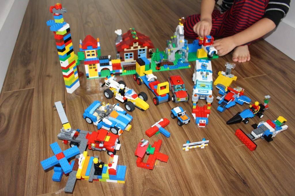 レゴの天才になる予定の息子にレゴテーブルを作りたい