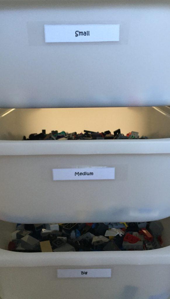 レゴ 収納仕訳ラベル①/Lego sorting label1