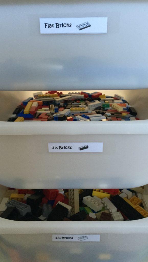 レゴ 収納仕訳ラベル③/Lego sorting label3