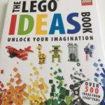 「レゴアイデアブック」レビュー:創作意欲が湧く一冊。息子4歳、自分で工夫して作れるように!