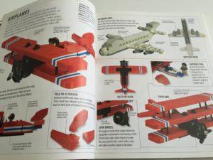 Lego Idea Book/レゴアイデアブックページサンプル