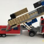 息子4歳、動くレゴ作品が作れるようになってきた