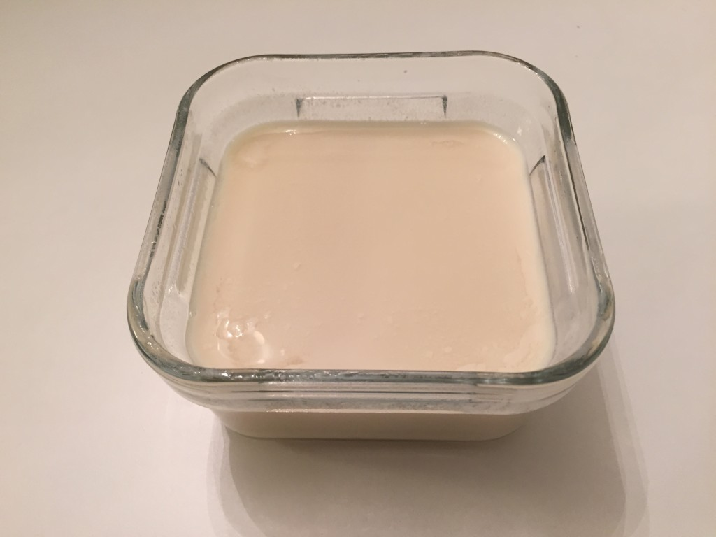 植物性乳酸菌で免疫力UP!玄米と豆乳から作る自家製ヨーグルト