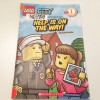 レゴで読書、英語のお勉強