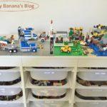 レゴテーブルに海の世界を作ってみた