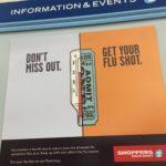 【カナダ異文化風景】インフルエンザ予防接種はドラッグストアの薬剤師さんにお任せ