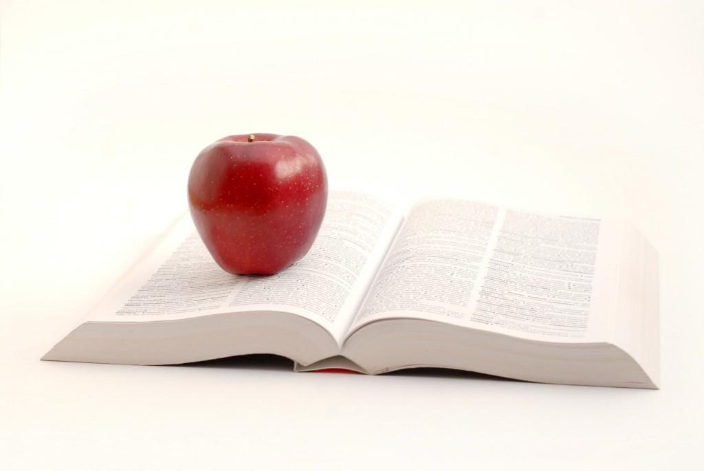 apple dictionary