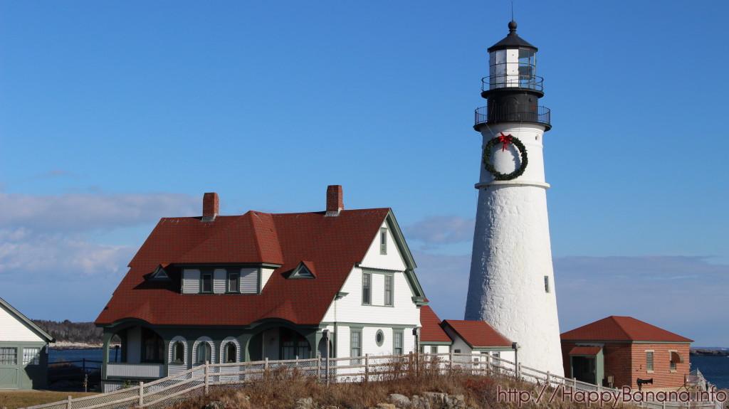 ボストン旅行記②【メイン州ポートランド編】おすすめ観光地は絵になる灯台と、全米10位のドーナツ屋♡
