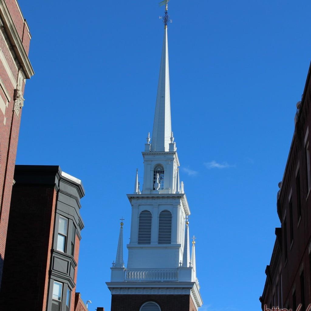 ボストン旅行記③【フリーダムトレイル編】定番観光地を巡りながら、ショッピングや街の絶景も制覇!