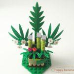レゴの門松で微かなお正月を感じつつ、新年のご挨拶。今年もよろしくお願いします!