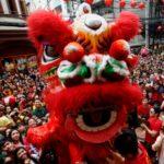さすが中国パワー!カナダでも春節(旧正月)のお祝いが浸透してます