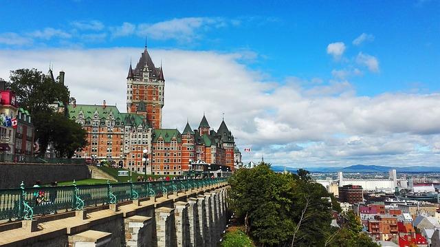 ケベックシティ観光ガイド【新旧市街編】全名所を効率よく回るモデルコースを紹介します!