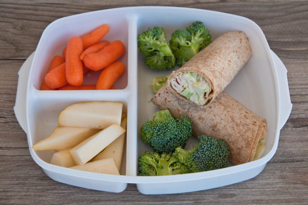 chicken-salad-pear-wrap