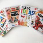 レゴ公式本4冊の違いは?アイデアブック、プレイブック、すごいアイデア、365レゴ、買うべきはコレ!