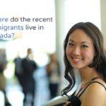カナダ移民する人の出身国は?都市によって出身国比率が大きく違う!バンクーバーは中国人、オンタリオはインド人、ケベックやマニトバ、ノバスコシアは?