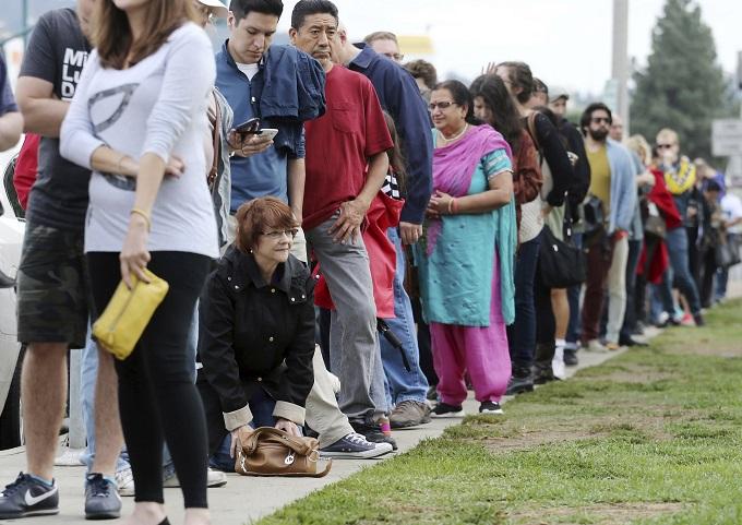 2016米大統領選投票率56%!政治の関心は高いのに投票率が低い理由