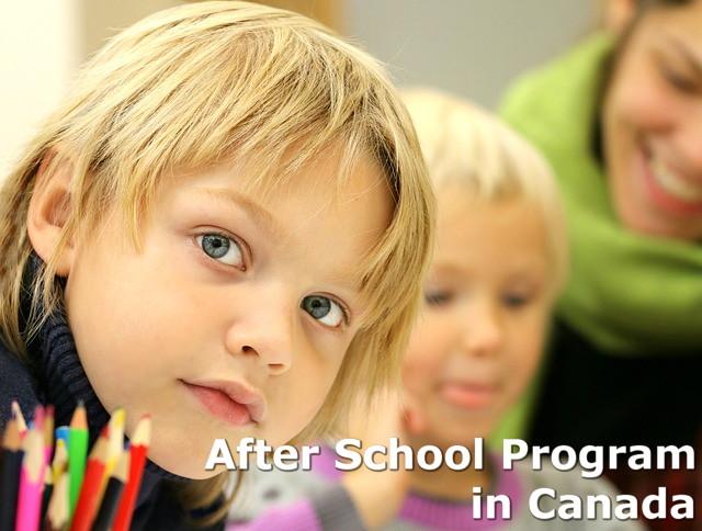 カナダ小学校の学童保育プログラムとは?料金、時間、内容などをご紹介