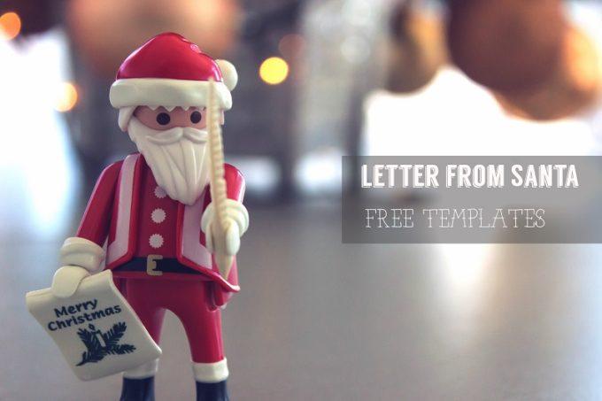 サンタになりきって手紙を用意しよう!何を書く?親のためのテンプレート