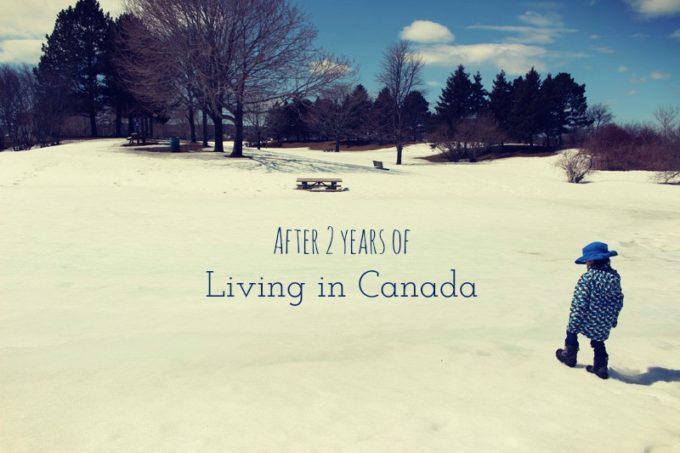 30代半ば日本人夫婦がカナダ移住して2年。私は、家族は、今幸せなのか?仕事、英語、家計、子供・・現状をリアルに語る