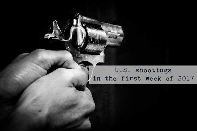 新年6日間だけで銃事件の死亡・負傷者数が650人?!銃社会アメリカが凄すぎる・・