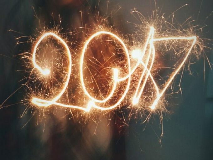 2016年の振り返りと、2017年の抱負と目標!