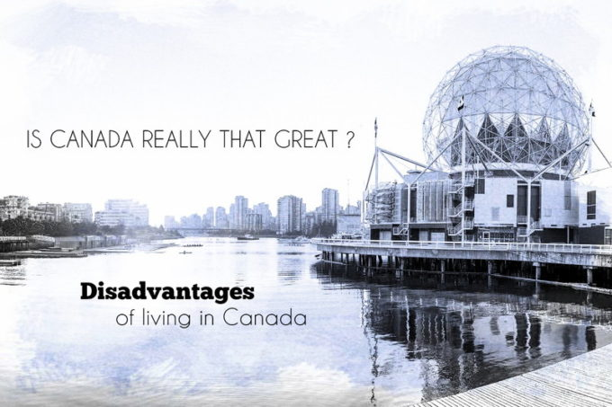 海外移住・カナダ移住のメリット・デメリット(②デメリット編) 幸せな国でも辛かった?