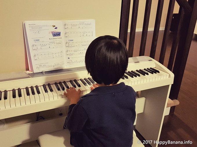 カナダでピアノレッスン。音楽教室を変えたら全く事情が異なった!まるで日本みたい!?