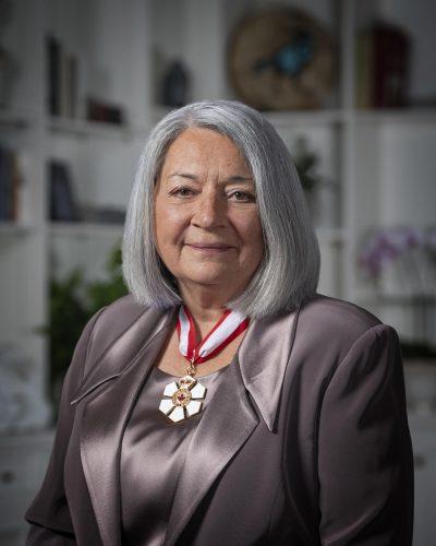 カナダ総督メアリー・サイモン