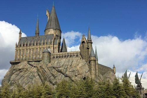 ハリーポッターのホグワーツ魔法学校
