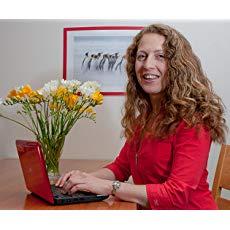 IELTS_Blog.com管理人でIELTS対策本の著者であるSimone Braverman